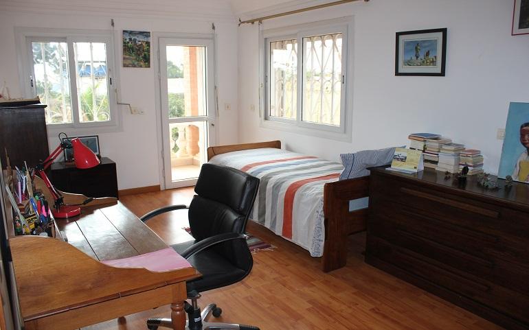 ANDROHIBE – VILLA T5 TRADITIONNELLE ATYPIQUE AVEC BEAU JARDIN – REF 2019-ADBV4